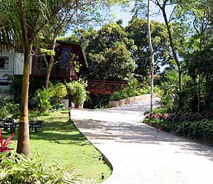 Gaia Hotel in Manuel Antonio, Costa Rica.