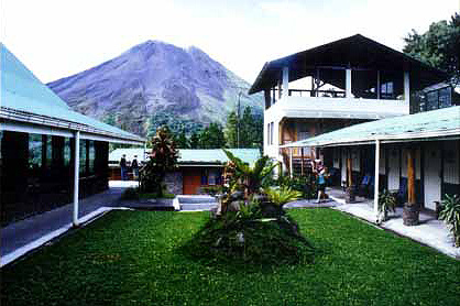 Arenal Observatory Lodge, Costa Rica.