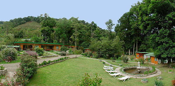 Savegre Lodge in Costa Rica.