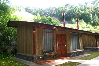 Hotel Savegre, a mountain lodge in Costa Rica.