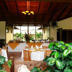 Arenal Manoa Hotel in Costa Rica.