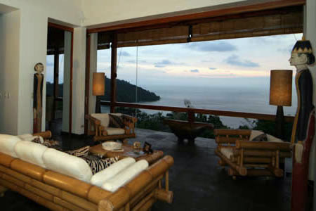 Casa de Frutas vacation rental in Costa Rica.