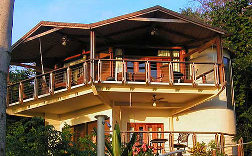 Buena Vista Villas in Manuel Antonio, Costa Rica.