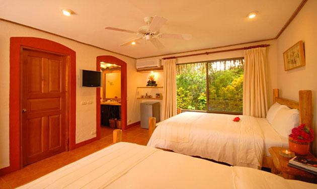 Punta Islita room in Guanacaste, Costa Rica.