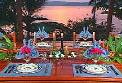 Dining Room Aguila de Osa