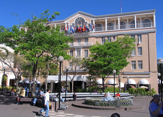 Gran Hotel Costa Rica In San Jose
