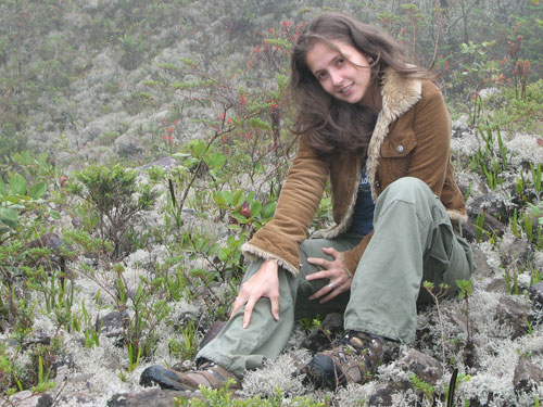 Jeanina Alfaro is a Costa Rica Expeditions Activity Coordinator.