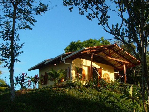 Laguna Vista Villas in Corcovado, Costa Rica.