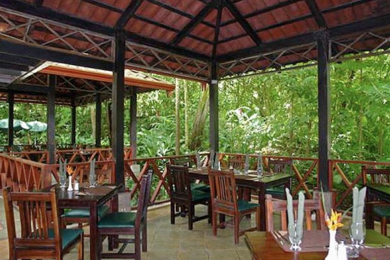 Punta Leona Resort has three restaurants and is on the Pacific Coast of Costa Rica.