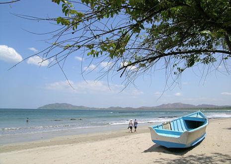 Tamarindo Beach in Guanacaste Province, Costa Rica.