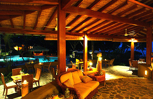 Flor Blanca Hotel in Guanacaste, Costa Rica.
