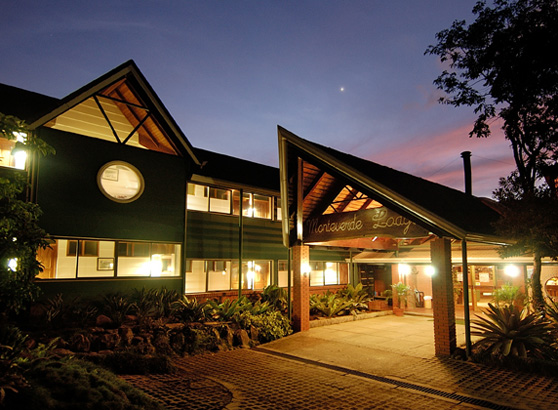 Monteverde Lodge in Costa Rica's central highlands.