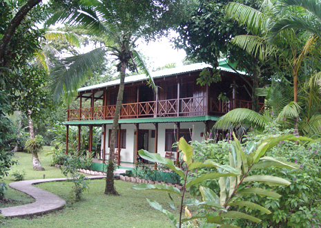 Tortuga Lodge in Tortuguero, Costa Rica.