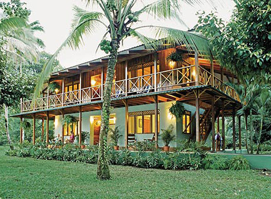 Photo of Tortuga Lodge, Costa Rica.