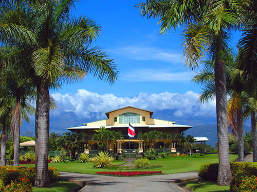 Hotel Casa Turire in Turrialba, Costa Rica.