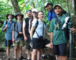Hiking in Corcovado