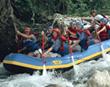 Pejibaye River Rafting