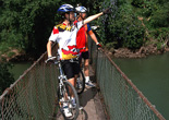 Biking on Costa Rica Expeditions