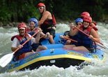 Rafting vacations with Costa Rica Expeditions
